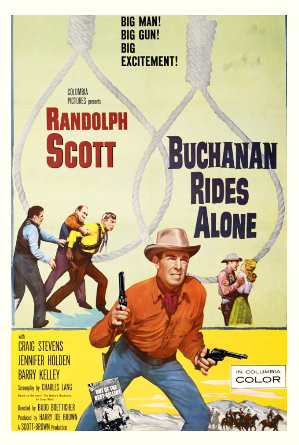 Buchanan Rides Alone 1958 1080p BluRay x264-SPOOKS