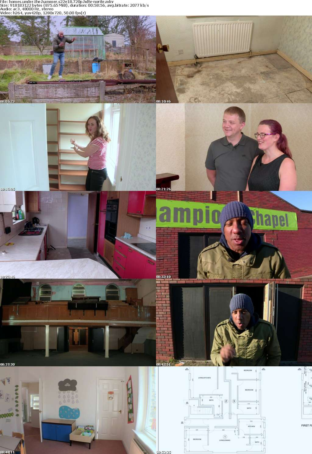 Homes Under The Hammer S22E18 720p HDTV x264-NORiTE