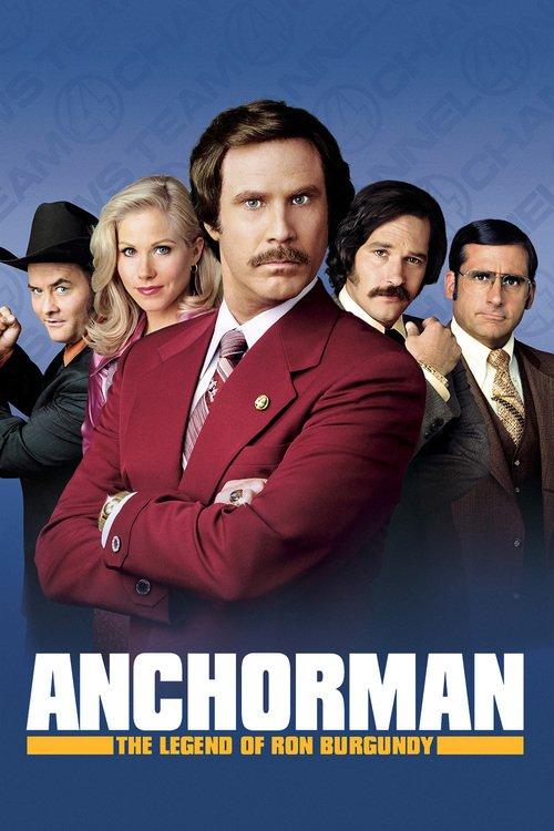 Anchorman The Legend of Ron Burgundy 2004 1080p BluRay x264-nikt0