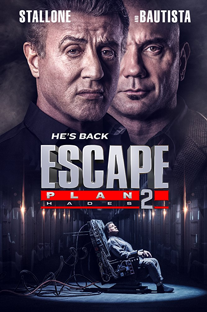 Escape Plan 2 Hades 2018 DVDRip XviD AC3-EVO