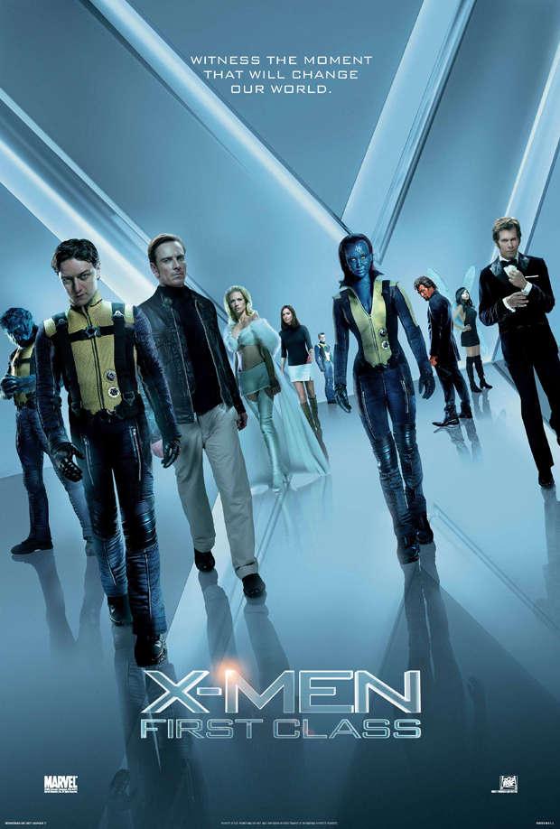 X-Men First Class (2011) 720p - BDRip - -