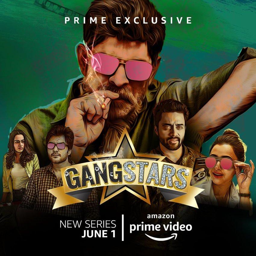 Gangstars (2018) 720p Season 1 (All Episodes) - HDRip - x264 - -