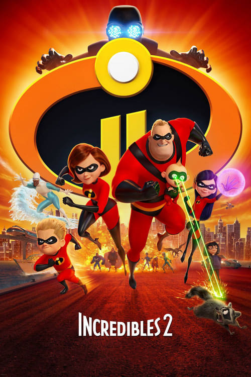 The Incredibles 2 2018 HDCAM XViD AC3-ETRG