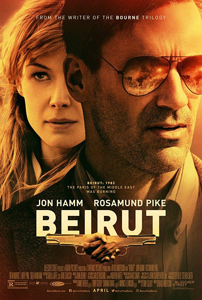 Beirut 2018 1080p HDRip X264 AC3-EVO
