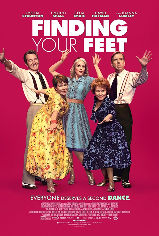Finding Your Feet 2017 HDRip AC3 X264-CMRG