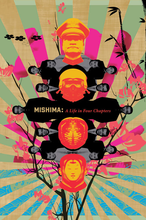 Mishima a Life in Four Chapters 1985 720p BluRay x264-GHOULS