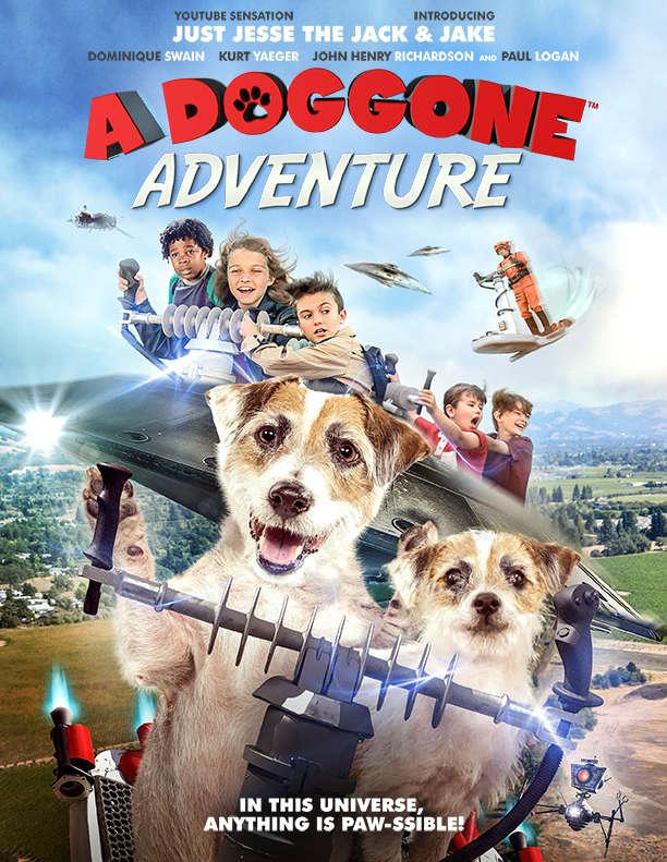 A Doggone Adventure 2018 HDRip AC3 X264-CMRG