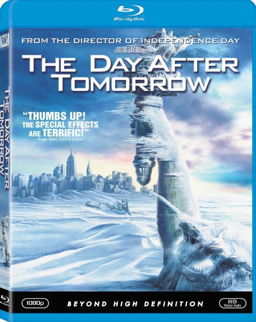 The Day After Tomorrow (2004) 1080p BluRay x264 Dual Audio [English+Hindi] -TBI