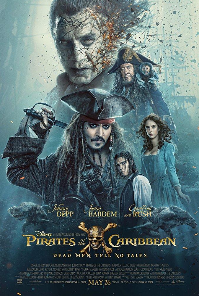 Pirates Of The Caribbean Dead Men Tell No Tales (2017) 3D-HSBS-1080p-DTS 5 1-Remastered nickarad