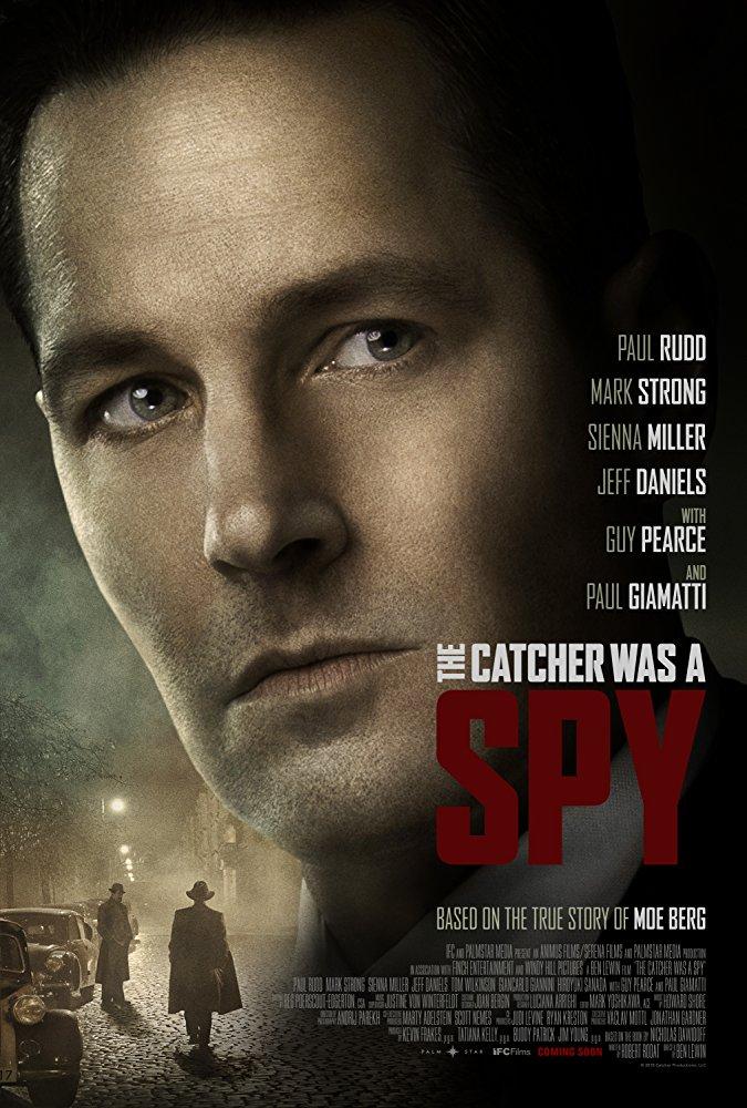 The Catcher Was a Spy (2018) 720p WEB-HD 700 MB - iExTV