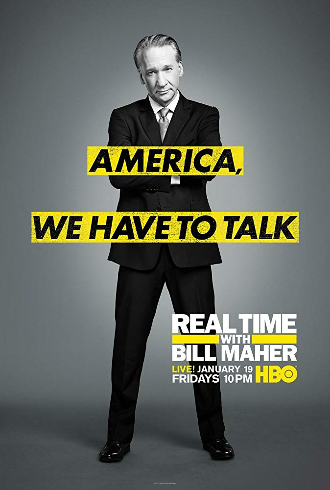 Real Time With Bill Maher (2018) 06 29 720p HDTV x264-aAF