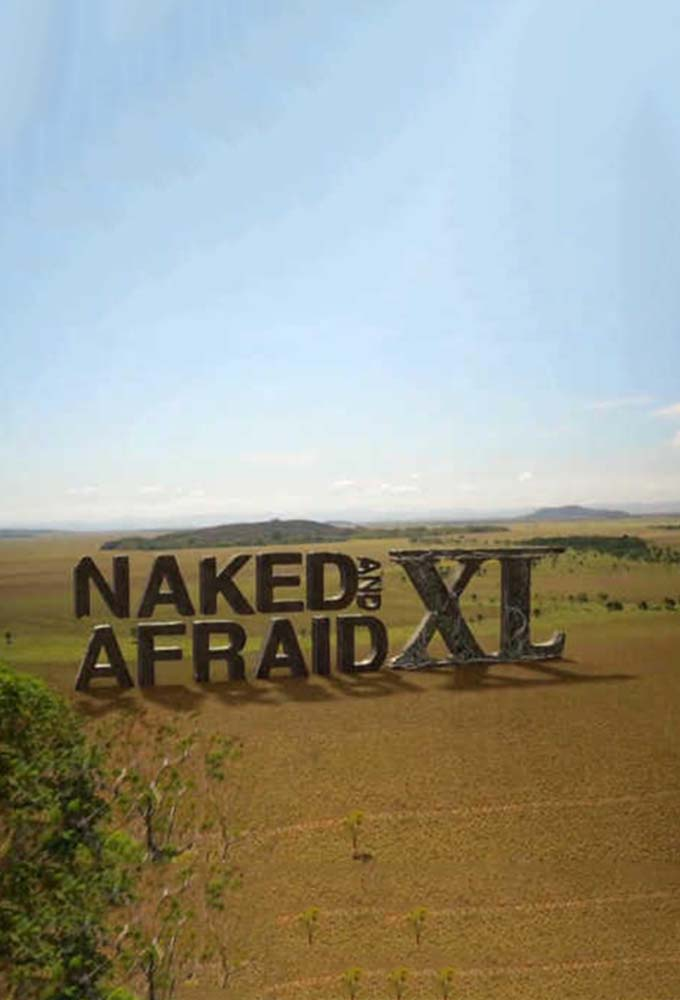 Naked and Afraid XL S04E03 All-Stars-Africa Strikes Twice 720p WEB x264-CAFFEiNE