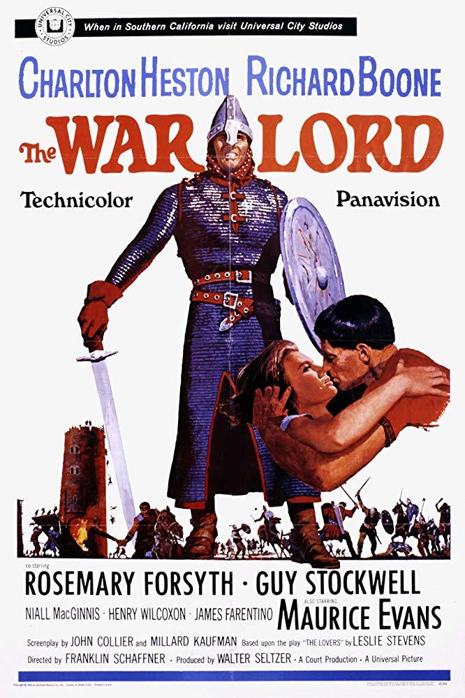 The War Lord 1965 720p BluRay H264 AAC-RARBG
