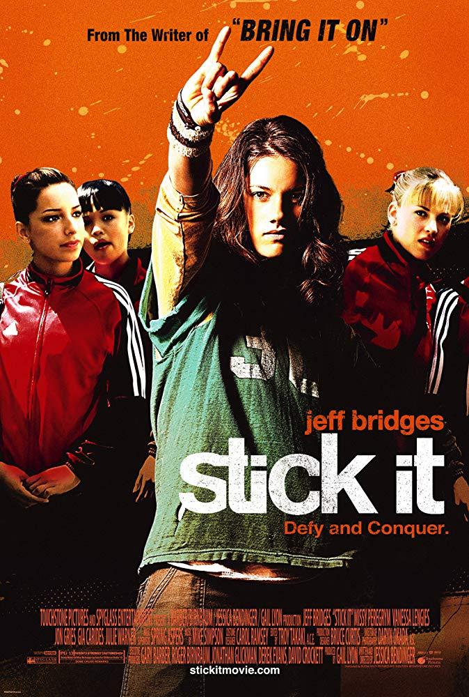 Stick It 2006 HDRIP H264 AC3-5 1-RypS
