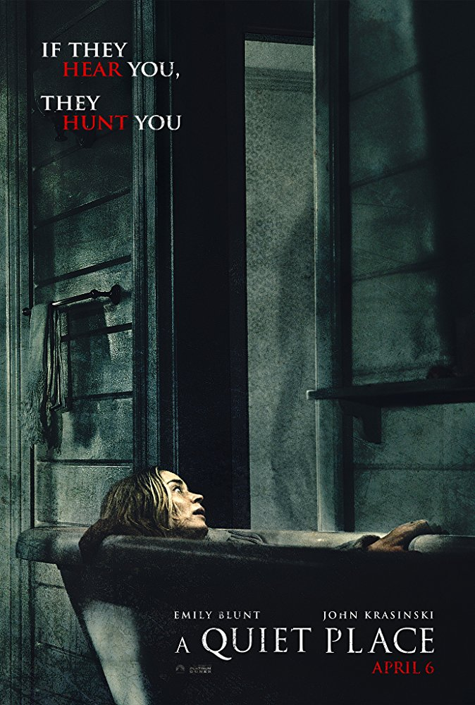 A Quiet Place 2018 1080p BluRay x264 DTS MW