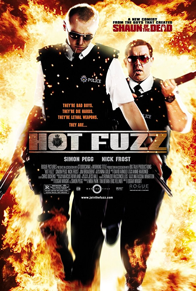 Hot Fuzz 2007 HDRIP H264 AC3-5 1-RypS