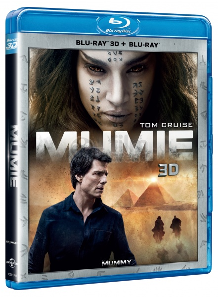 The Mummy (2017) 3D HSBS 1080p BluRay AC3 Remastered-nickarad