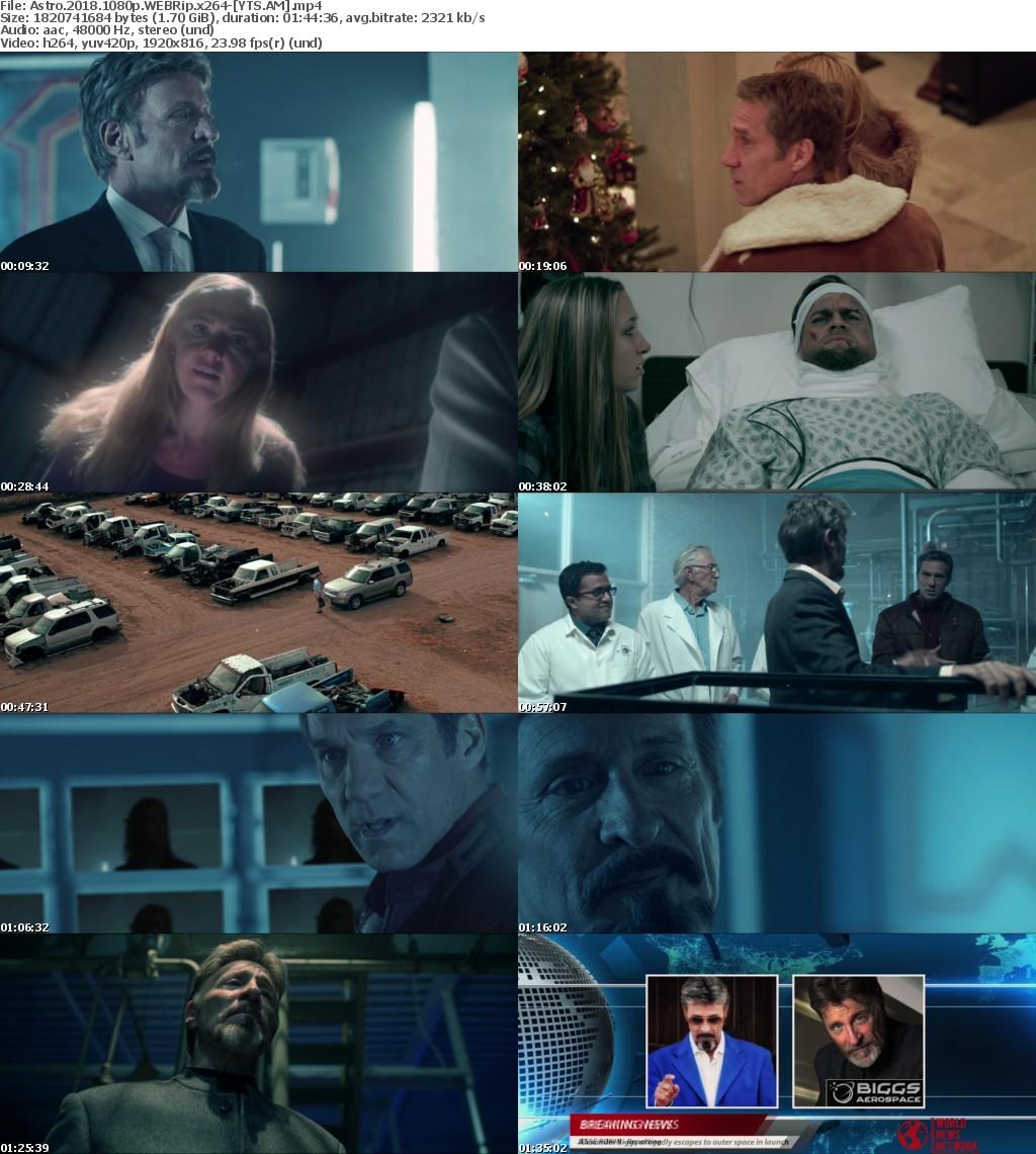 Astro (2018) [WEBRip] [1080p] YIFY