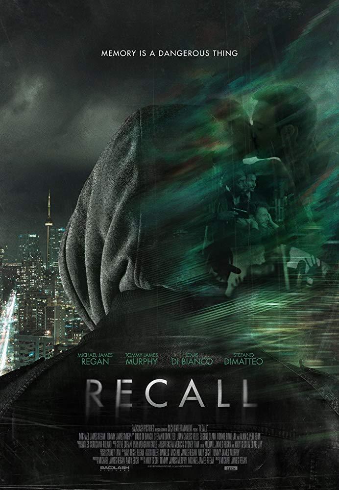 Recall (2018) HDRip AC3 X264-CMRG