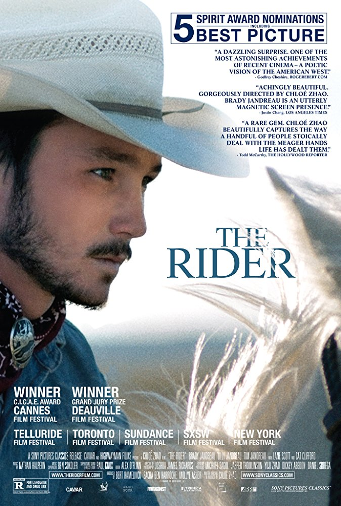 The Rider (2017) 1080p WEB-DL DD5.1 H264-CMRG