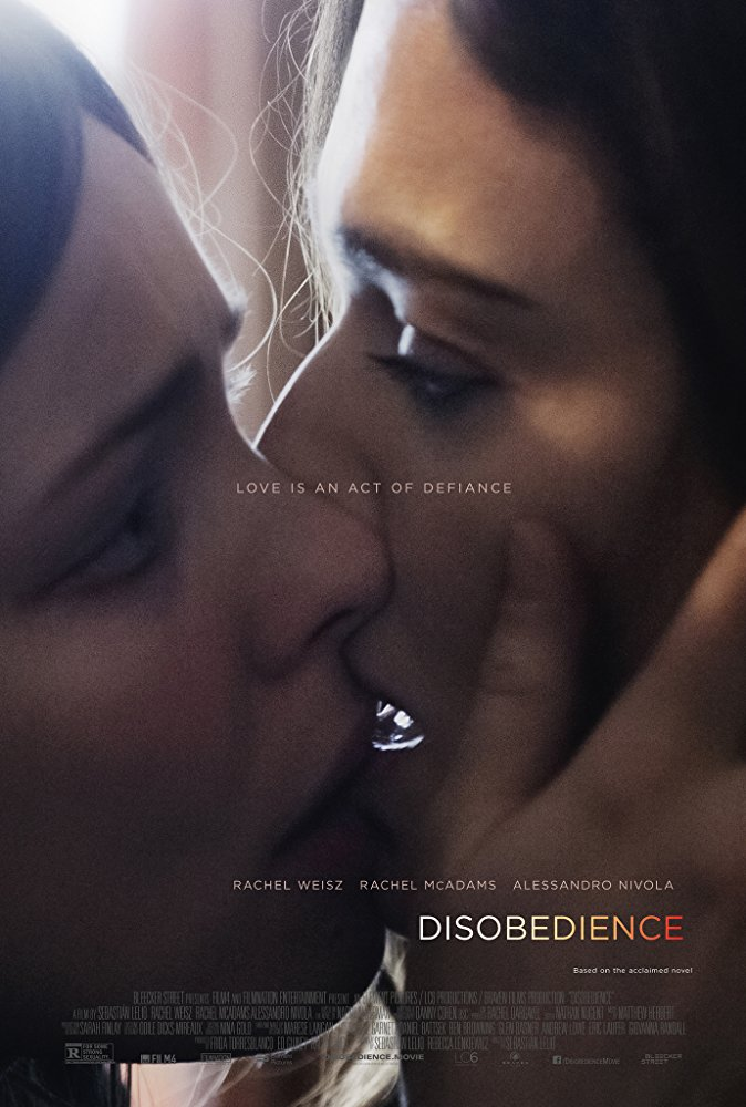 Disobedience 2017 720p BluRay x264-DRONES