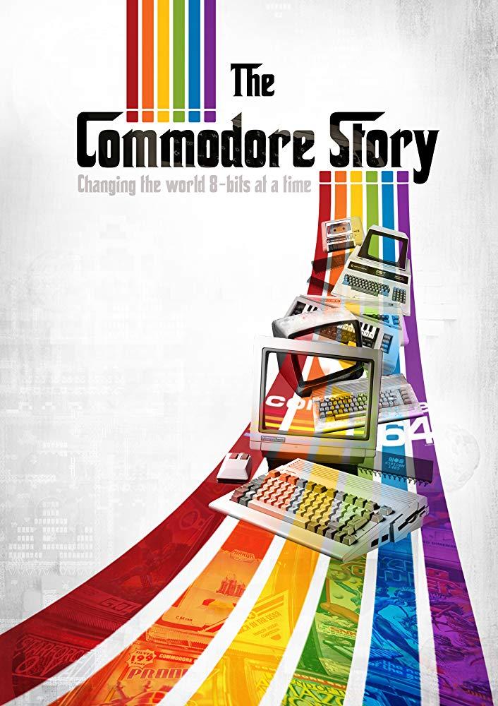The Commodore Story 2018 HDRip XviD-AVID