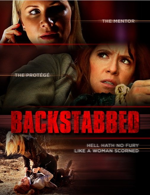 Backstabbed (2016) [WEBRip] [720p] YIFY
