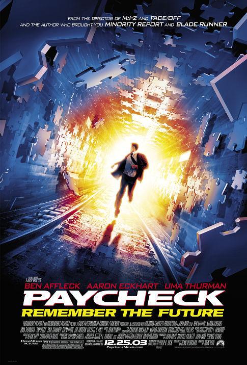 Paycheck 2003 1080p BluRay H264 AAC-RARBG
