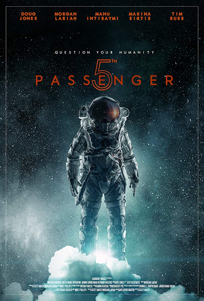 5th Passenger (2018) HDRip XViD-ETRG