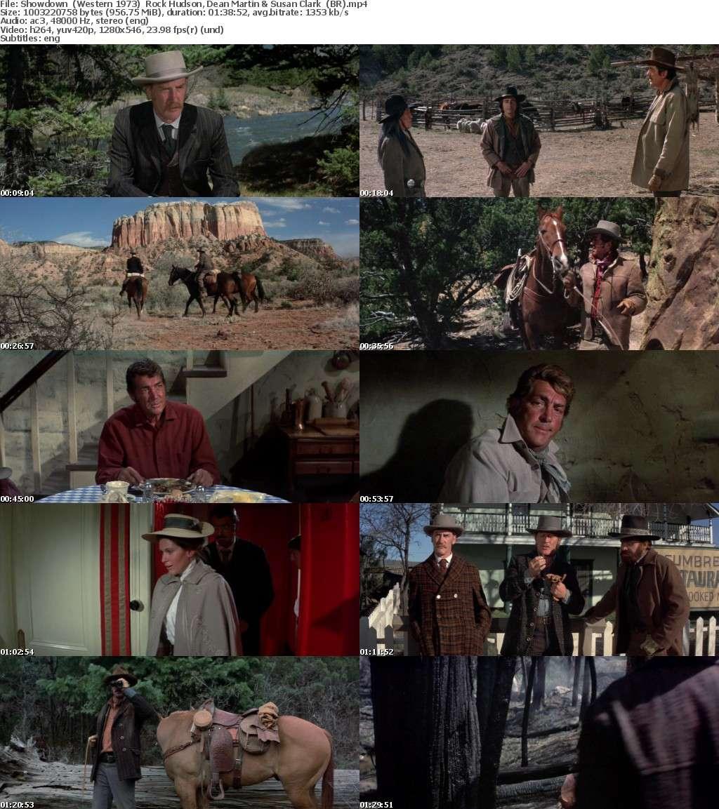 Showdown (Western 1973) Rock Hudson 720p BrRip