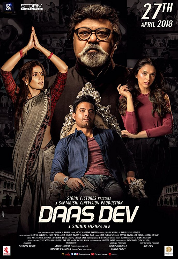 Daas Dev (2018) Hindi HDTV Rip x264 700MB AAC