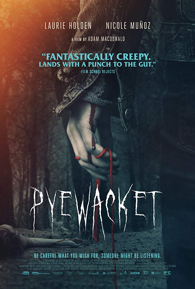Pyewacket (2017) 720p BRRip 650 MB - iExTV