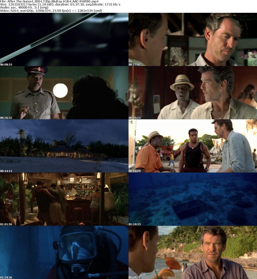 After The Sunset (2004) 720p BluRay H264 AAC-RARBG