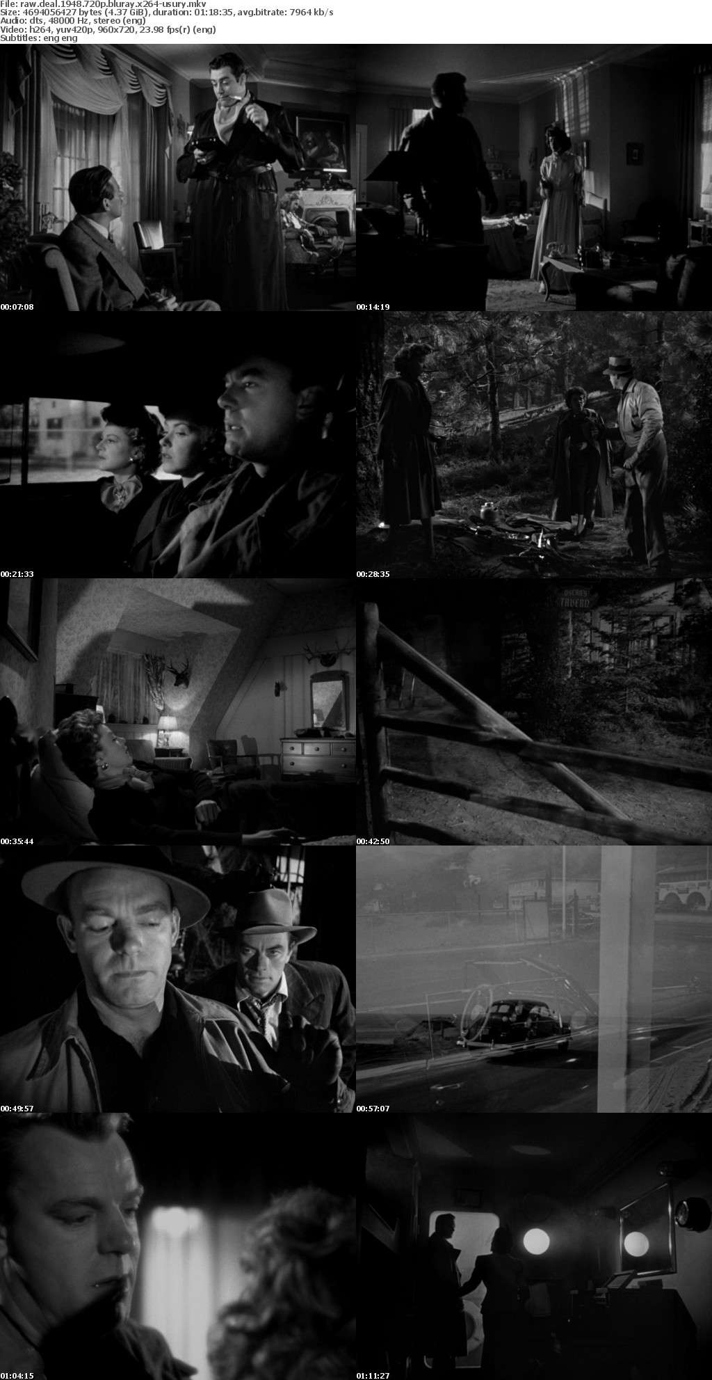 Raw Deal 1948 720p BluRay x264-USURY