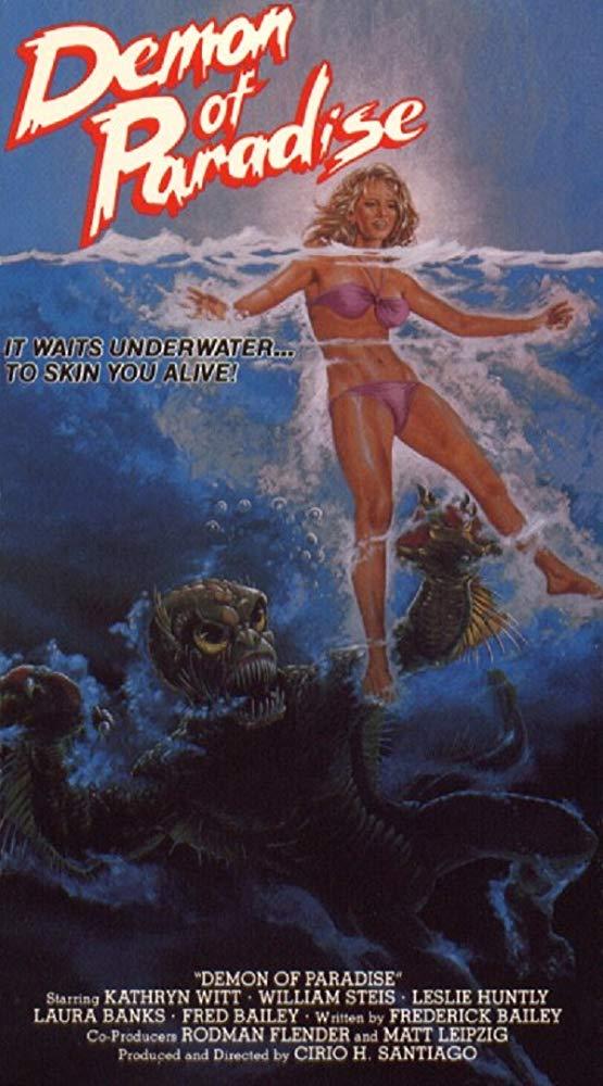 Demon of Paradise 1987 DVDRip XViD