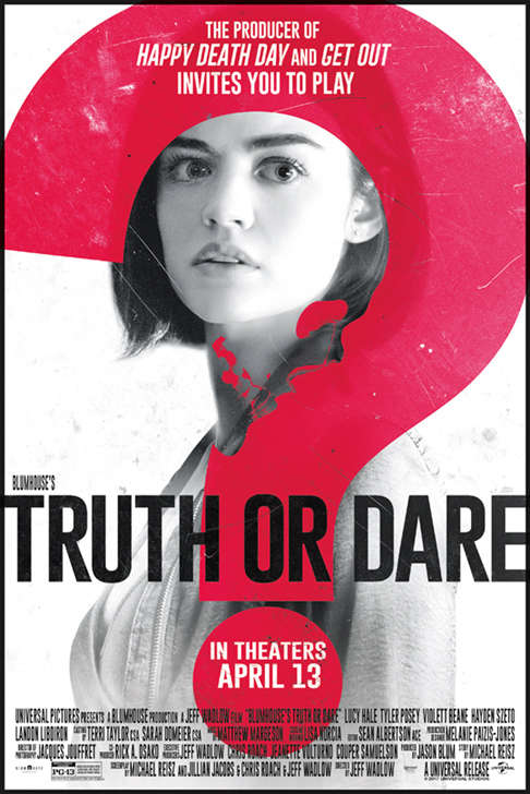 Truth or Dare 2018 720p BluRay x264-x0r