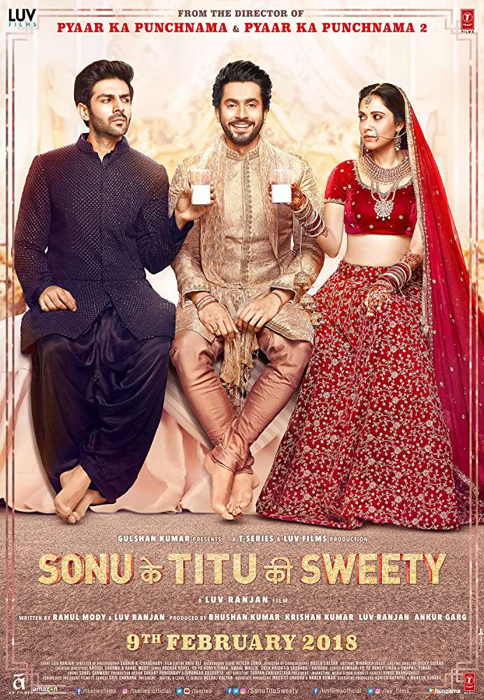 Sonu Ke Titu Ki Sweety (2018) DvDRip 720p Hindi x264 ACC 5 1 - LatestHDMovies mkv