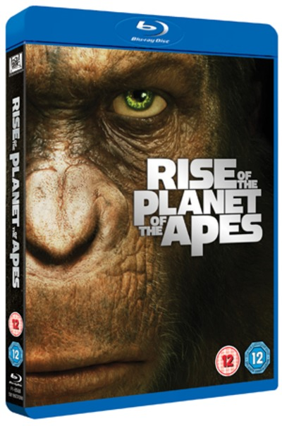 Rise of the Planet of the Apes (2011) 1080p BluRay H264 AC 3-nickarad