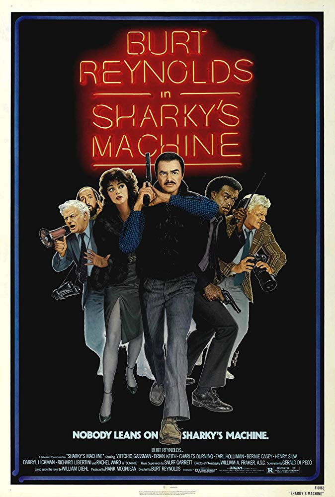 Sharkys Machine 1981 BRRip XviD MP3-XVID
