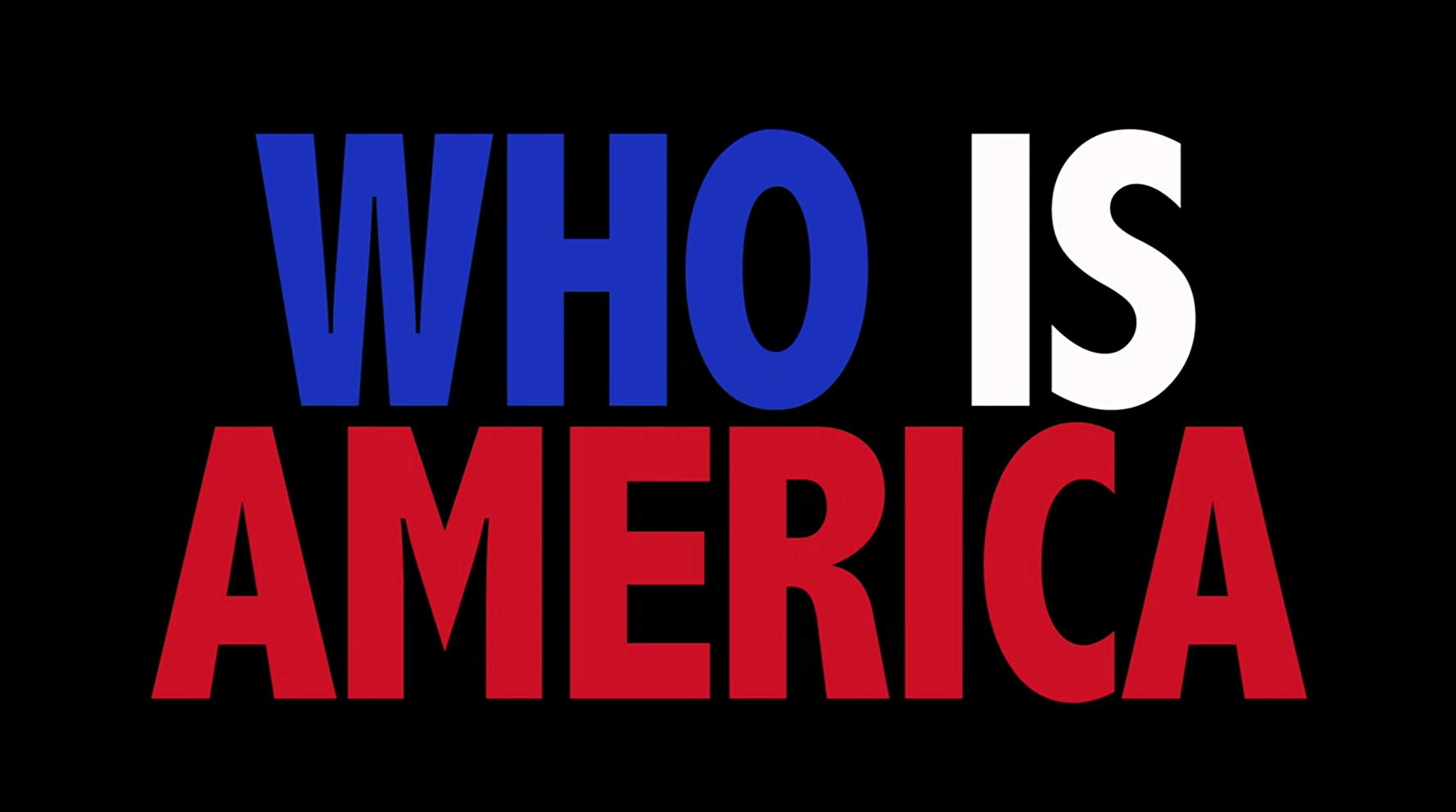 Who is America S01E01 HDTV x264-aAF