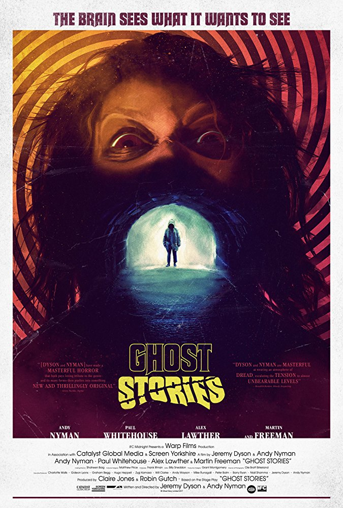 Ghost Stories (2017) 720p WEB-HD 700 MB - iExTV