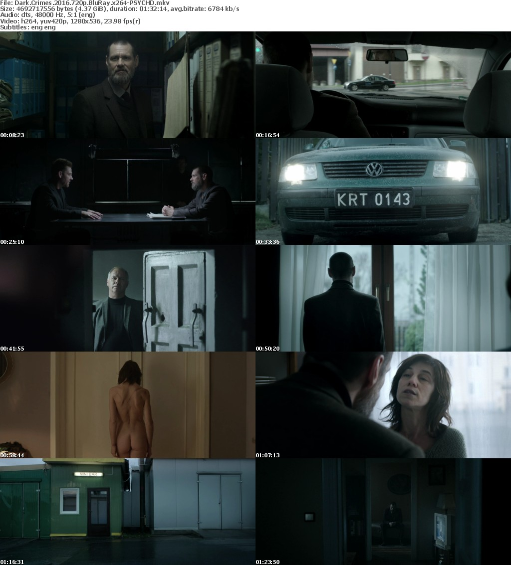 Dark Crimes (2016) 720p BluRay x264-PSYCHD