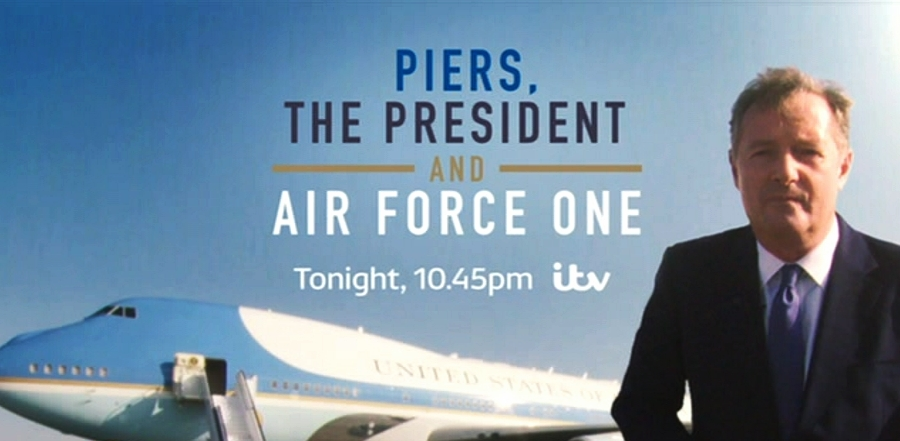 Piers The President And Air Force One 2018 1080p HDTV x264-PLUTONiUM