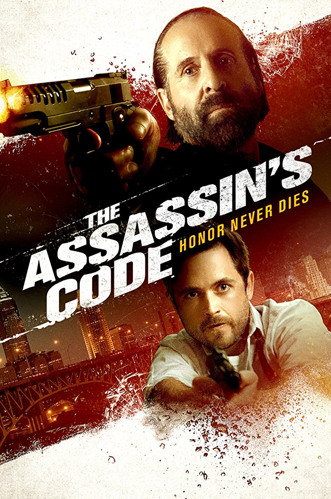 The Assassins Code (2018) 720p BRRip x264 AC3-iFT