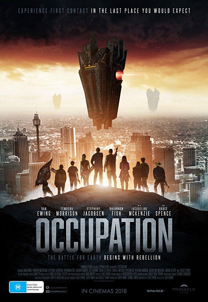 Occupation 2018 HDRip XviD AC3-EVO