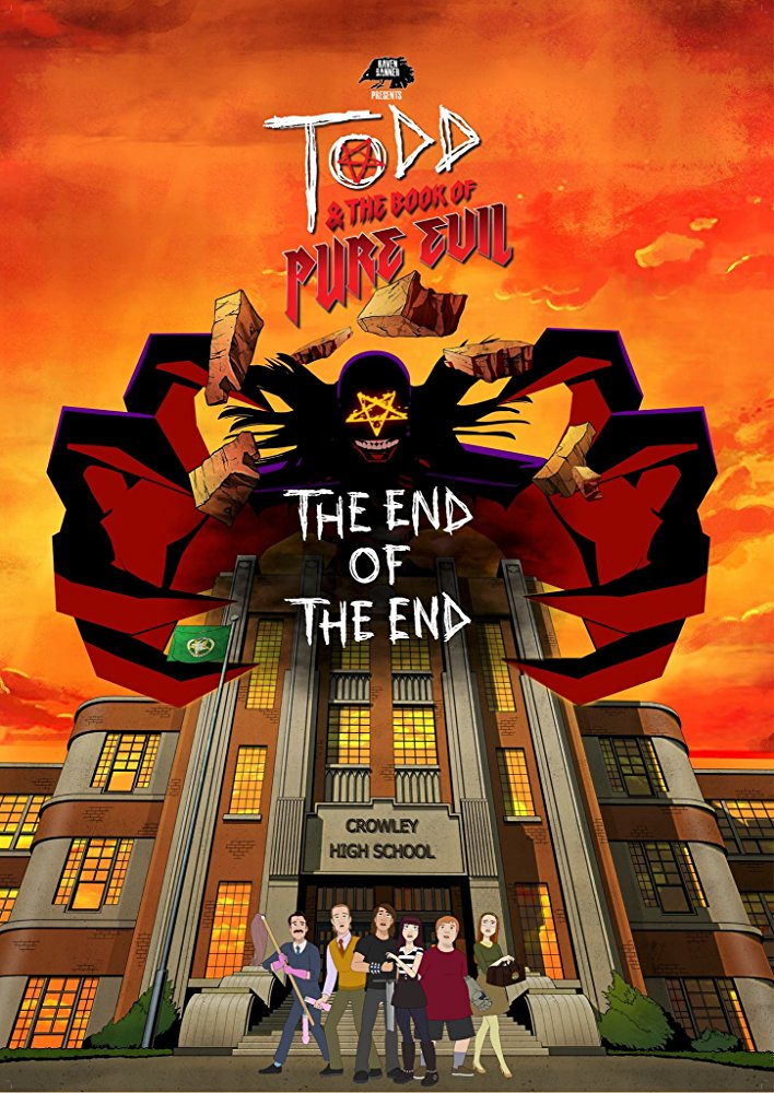 Todd And The Book Of Pure Evil The End Of The End 2017 720p WEB-DL DD5 1 H264-FooKaS
