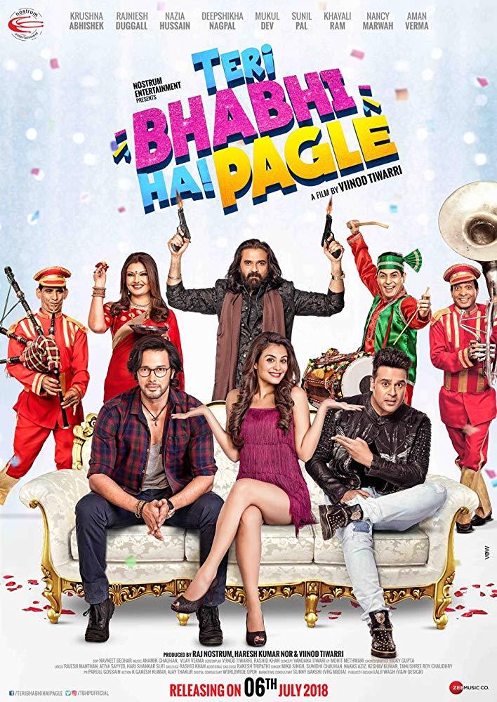 Teri Bhabhi Hai Pagle (2018) Hindi 720p Pre-DvDRip x264 AAC - JM TeaM