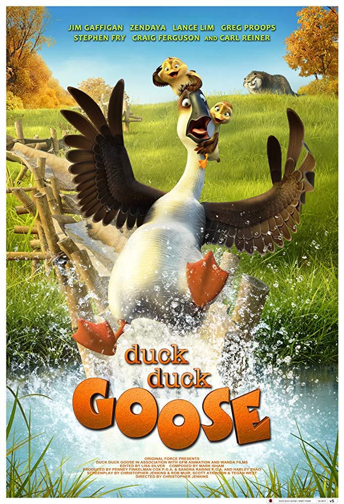 Duck Duck Goose 2018 HDRip XviD AC3-EVO[EtMovies]