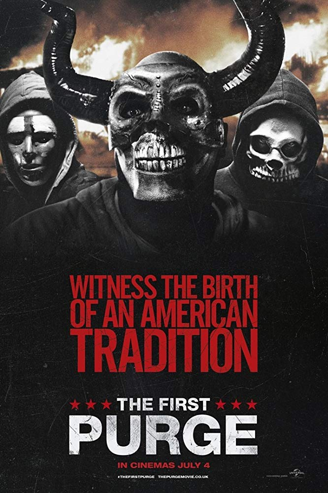 The First Purge 2018 Movies HD Cam x264 AAC Clean Audio New Source with Sample