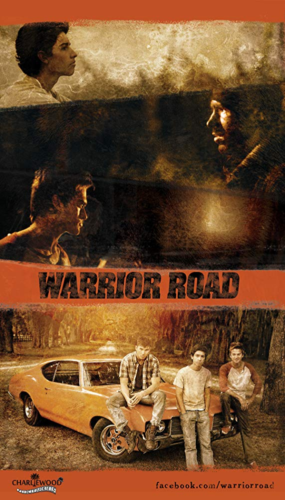 Warrior Road (2017) BDRip AC3 X264-CMRG